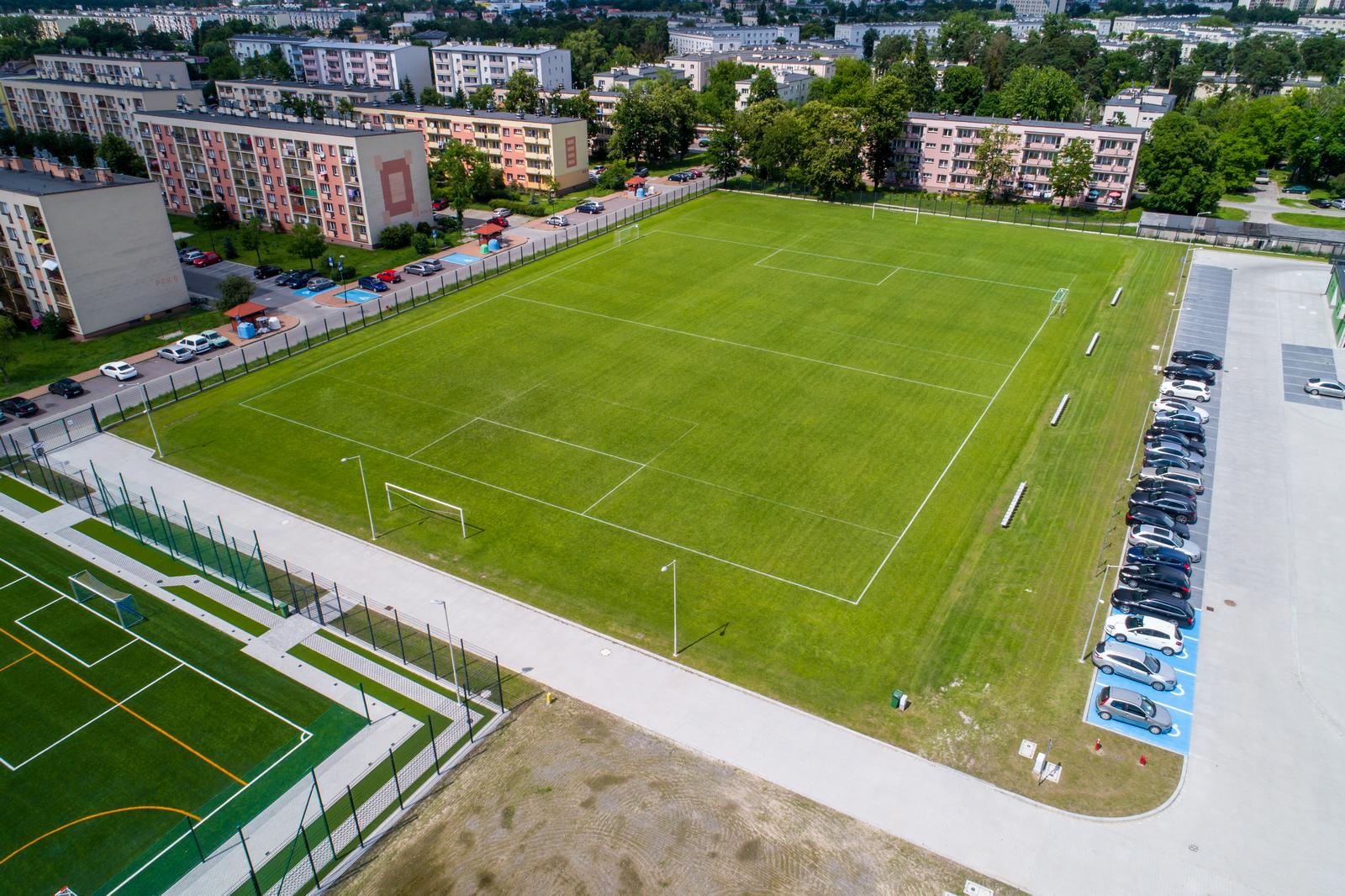 Podkarpackie Centrum Piłki Nożnej wStalowej Woli